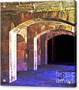 Color Arches Acrylic Print