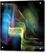 Color By Design 5 Acrylic Print