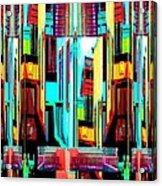 Color Me New Acrylic Print
