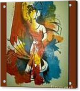 Color Of Life Acrylic Print
