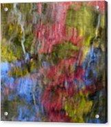 Color Palette Acrylic Print