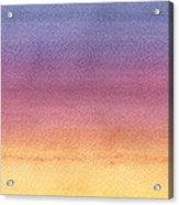 Color Spectrum Acrylic Print