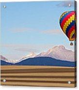 Colorado Ballooning Acrylic Print