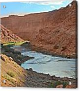 Colorado River Canyon 1 Acrylic Print