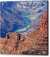 Colorado River I Acrylic Print