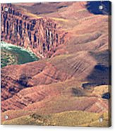 Colorado River Iv Acrylic Print