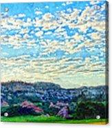 Colorado Skies 1 Acrylic Print