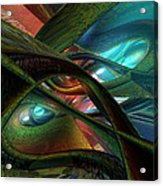 Colorfast Picasso Fx  Acrylic Print