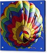 Colorful Balloon Acrylic Print