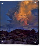 Colorful Cloud Acrylic Print