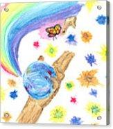 Colorful Journey Acrylic Print