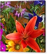 Colors Of Block Island Acrylic Print