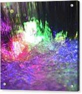Colors Of The Rainbow  Acrylic Print