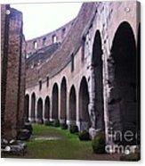 Colosseum Vomitorium Acrylic Print