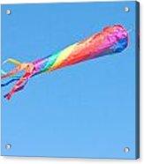 Colourful Flag Acrylic Print