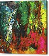 Colours Symphony Acrylic Print