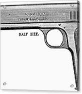Colt Automatic Pistol Acrylic Print