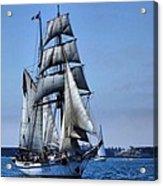 Come Sail With Me Acrylic Print