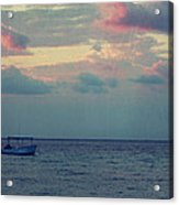 Come With Me My Love Acrylic Print