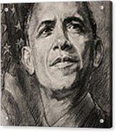 Commander-in-chief Acrylic Print by Ylli Haruni