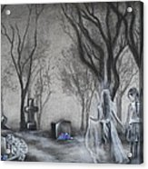 Communion Acrylic Print by Carla Carson