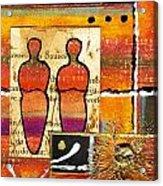 Companions I Acrylic Print
