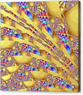 Complex Garden 2 Acrylic Print