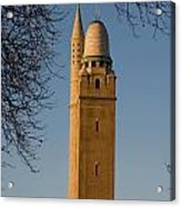 Compton Hill Water Tower Acrylic Print