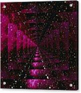 Computer Space Image Acrylic Print