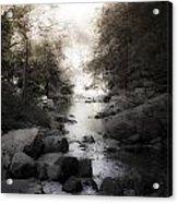 Concord River Acrylic Print