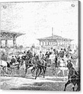 Coney Island, 1877 Acrylic Print