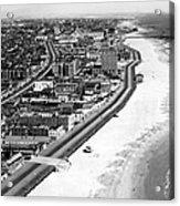Coney Island, New York, New York. March Acrylic Print by Everett