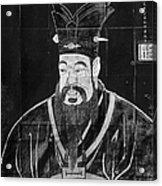 Confucius Acrylic Print