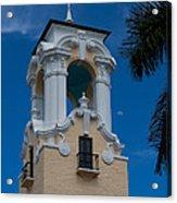 Congregational Church Tower Acrylic Print