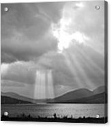 Connemara Lake Ireland Acrylic Print