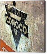 Conoco Acrylic Print