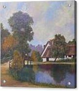 Constable Country Acrylic Print