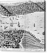Constantinople, 1713 Acrylic Print