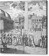 Constantinople, 1727 Acrylic Print
