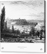 Constantinople, 1833 Acrylic Print by Granger