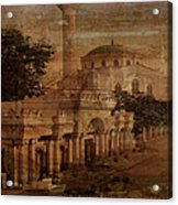 Constantinople Acrylic Print