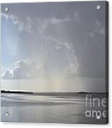 Contrasting Clouds Acrylic Print