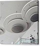 Convention Center Interior Acrylic Print