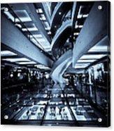 Convergence Zone Acrylic Print