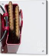 Cookie Bag Acrylic Print