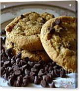 Cookie Time Acrylic Print