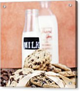 Cookies And Cream Acrylic Print