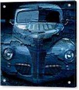 Cool Classic Acrylic Print