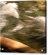 Cool Water Acrylic Print