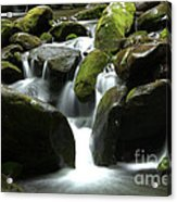 Cool Water Acrylic Print